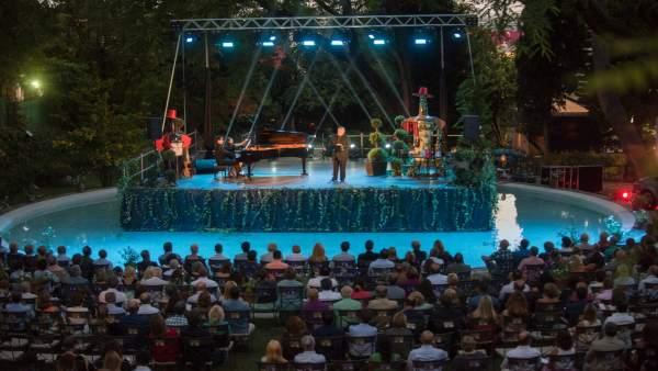 Gregory Kunde en concierto