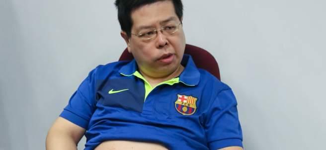 Presunta agresión a un activista de Hong Kong