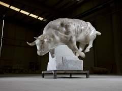 José Miguel Abril: el escultor y la fugacidad del tiempo