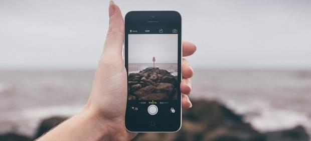 Fotografía móvil, mar