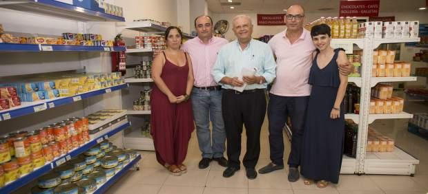 Aguas de Huelva colabora con Resugir