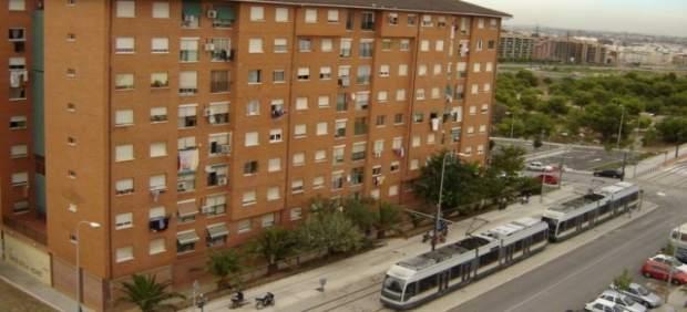 Imagen de archivo del barrio de La Coma