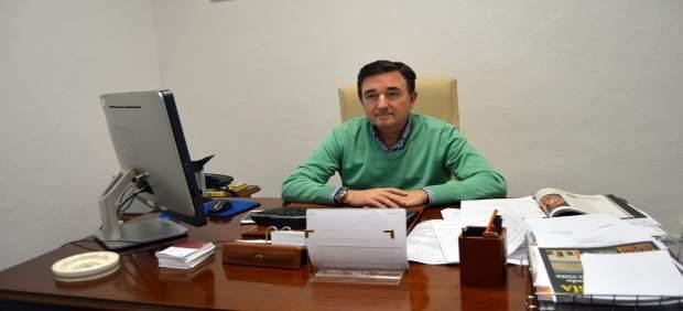 El director del centro UNED de Almería