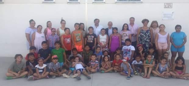 Escuela de Verano de la Diputación de Almería