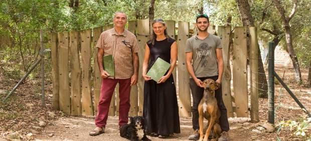 FVSM y Accall firman convenio para regular cabras salvajes en Ariant (Pollensa)