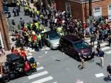 Violentos disturbios en Virginia