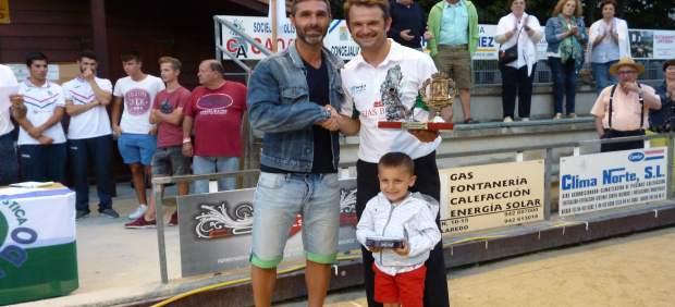 Trofeo Villa de Laredo de Bolo Palma