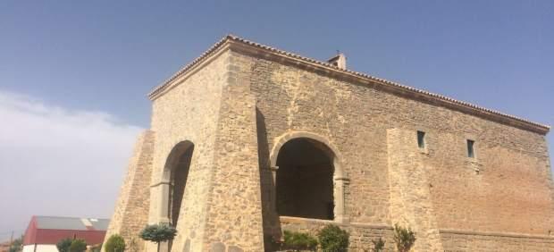 Acaban las obras en la Ermita de Loreto.