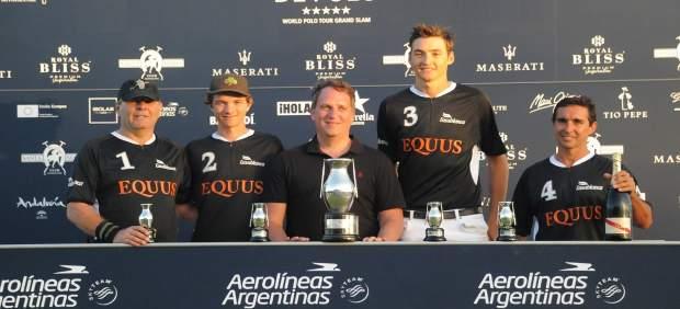 Equus Polo Team, campeón de la Copa de Plata