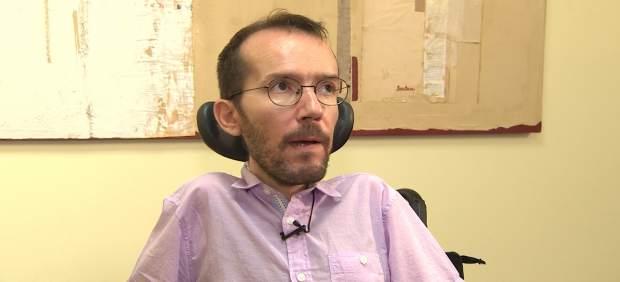 Echenique confía en PSOE pero reclama hechos