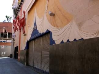 Discoteca Sant Trop de Lloret de Mar