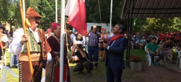 Revilla en el Día de Cantabria