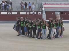 En libertad con cargos los 29 animalistas que saltaron el sábado a la plaza de Las Ventas
