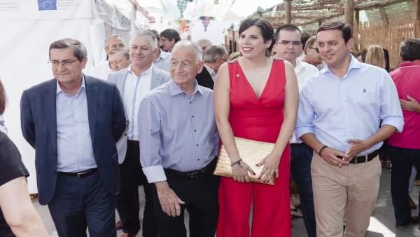 Inauguración XXVI Festival Música Tradicional de la Alpujarra