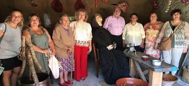 Díaz Tezanos en Anievas