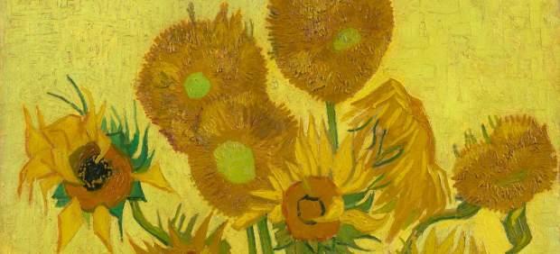 El Museo de Van Gogh de Ámsterdam restaurará el lienzo 'Los Girasoles' durante seis semanas