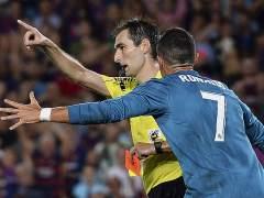 Cristiano Ronaldo, sancionado con cinco partidos