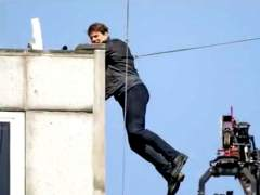 Accidente de Tom Cruise
