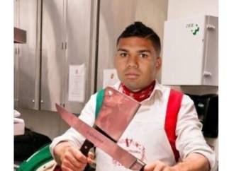 Casemiro , el carnicero
