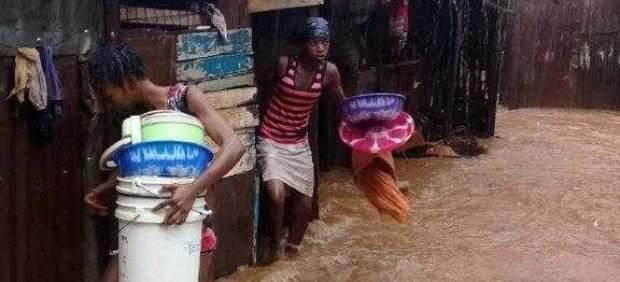 Inundaciones en Sierra Leona