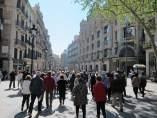 Gente, persona, personas, paseando, paseo, turistas, turismo, jubilados