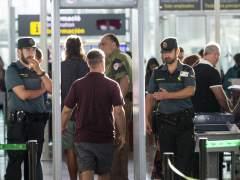 La actuación de la Guardia Civil en El Prat anula los efectos del tercer día de huelga indefinida