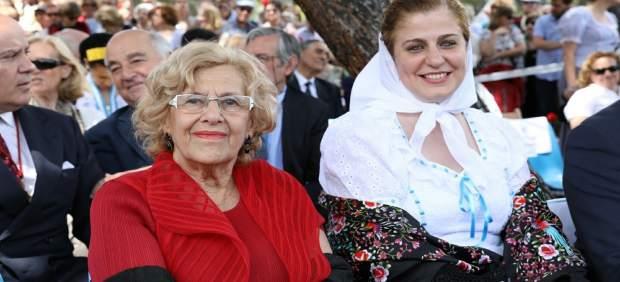 Manuela Carmena en San Isidro