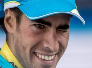 Mikel Landa ficha por el Movistar Team