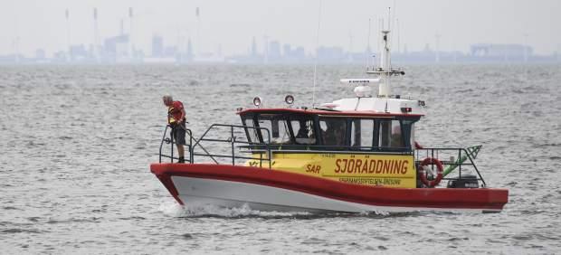 Continúa la búsqueda en dos países de la periodista sueca desaparecida en un submarino
