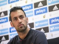 """Busquets: """"Está claro que necesitamos fichajes, pero podemos ganar en el Bernabéu"""""""