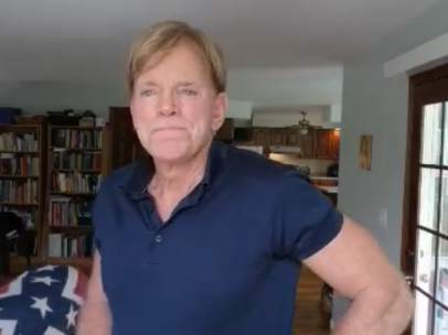 David Duke, líder del KKK