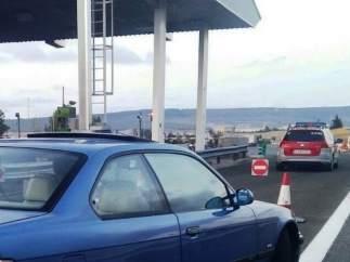 Imputado un conductor por circular a 219 km/h por una autopista navarra