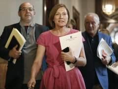 El Parlament se querellará contra Rajoy y Santamaría
