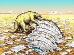 Descubren una especie de perezoso gigante del Pleistoceno