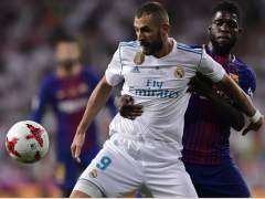 Real Madrid vs Barcelona | Directo: El Barça necesita cinco goles ante un Madrid muy superior
