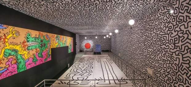 El espíritu callejero y activista de Keith Haring renace en Ibiza