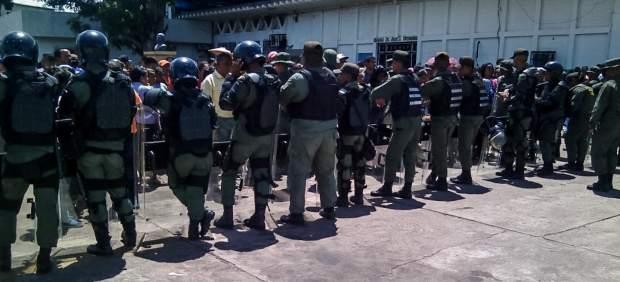 Prisión de Puerto Ayacucho, Venezuela