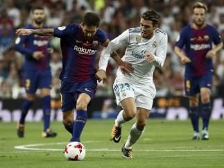 Messi y Kovacic