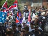 Manifestación, Ku Klux Klan