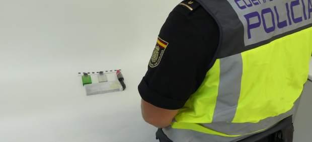 Detenidas dos personas  especializadas en el timo de los billetes tintados