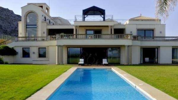 La casa en venta m s cara de espa a cuesta 57 5 millones - Casas para familias numerosas ...