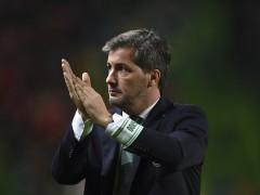 El presidente del Sporting, Bruno Carvalho