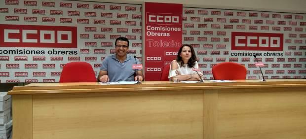 Raquel Payo CCOO