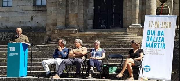 En Marea celebra el Día da Galiza Mártir