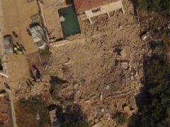 Explosiones controladas en Alcanar, donde podría haber restos de un segundo muerto