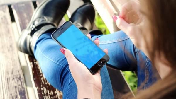 Pantallas de smartphones
