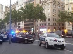 Lo que sabemos y no sabemos de los atentados en Barcelona y Cambrils