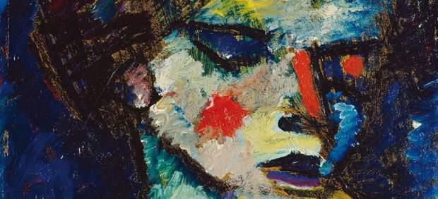 Los cuadros de Alexéi y Andreas Jawlensky llenan de color el Museo Ruso de Málaga