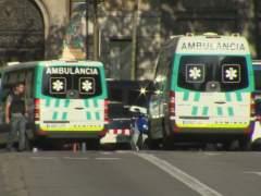 45 personas siguen hospitalizadas tras los atentados de Cataluña, 7 en estado crítico