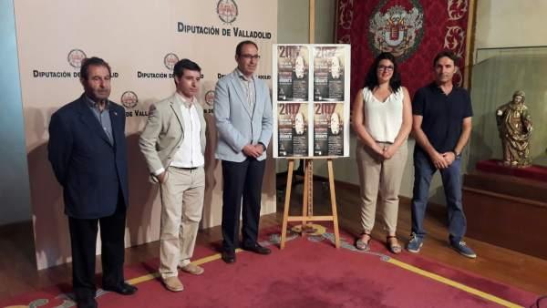 Pedrajas (Valladolid). Presentación del certamen del 'Pincho Piñonero'